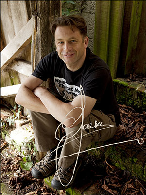 Chris Packham, President of the Bat Conservation Trust
