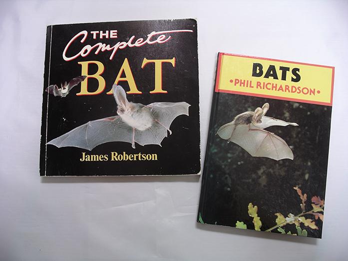 bat books library