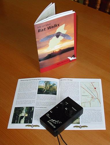 Isle of Man bat walks guide